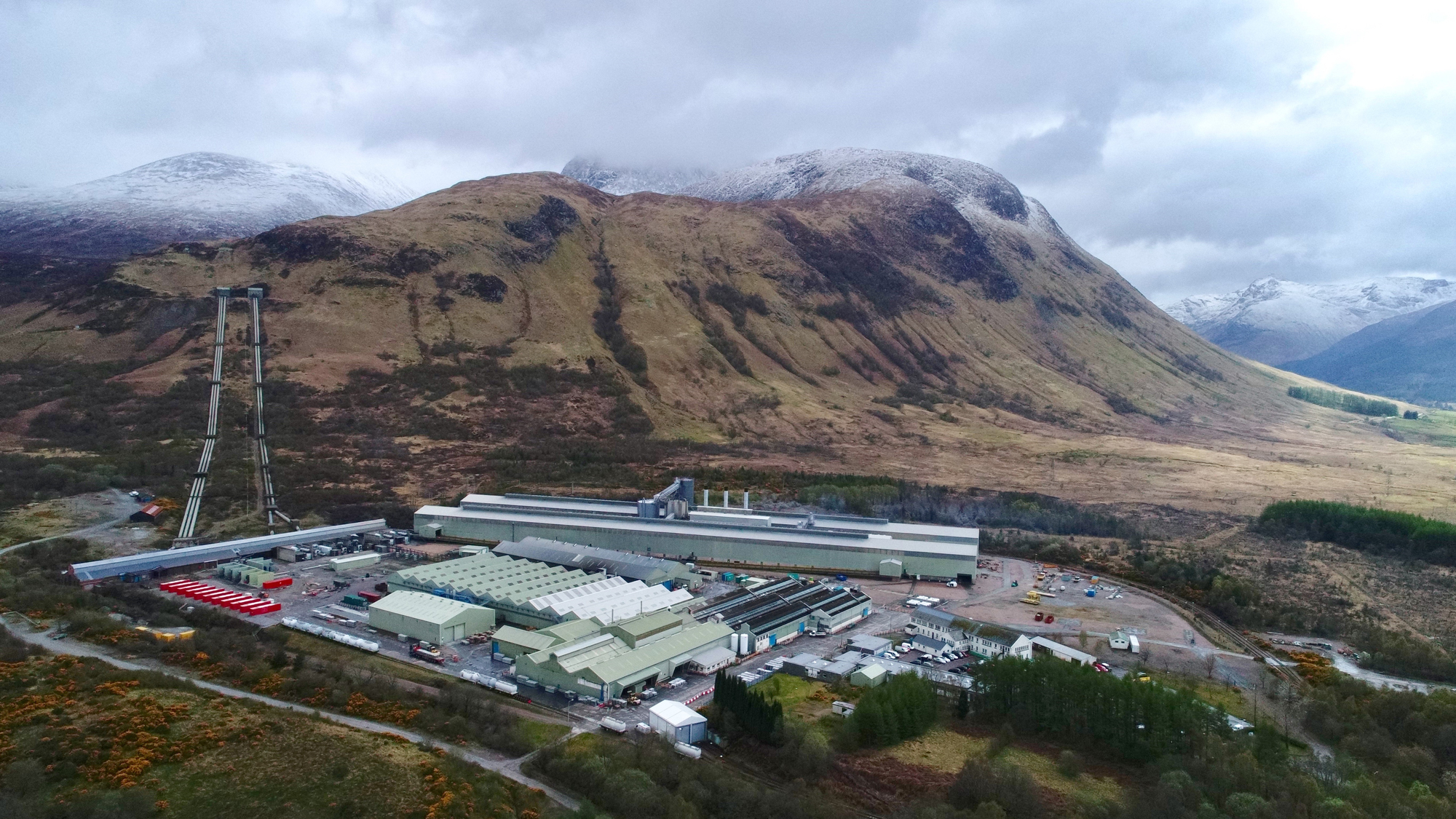 ALVANCE Aluminium announces expansion plans for its Fort William operations